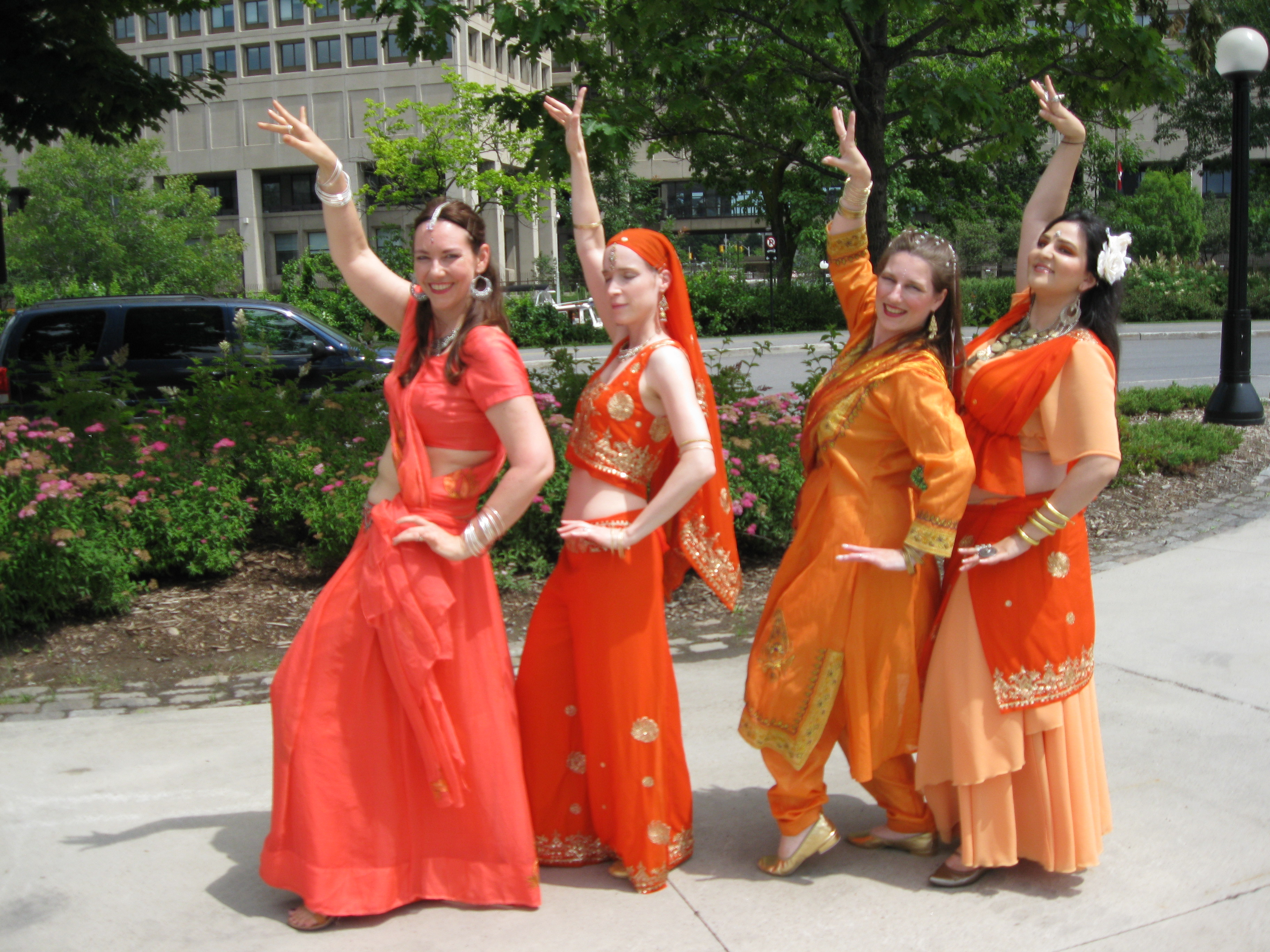 Bollywood For Fun at the South Asian Festival