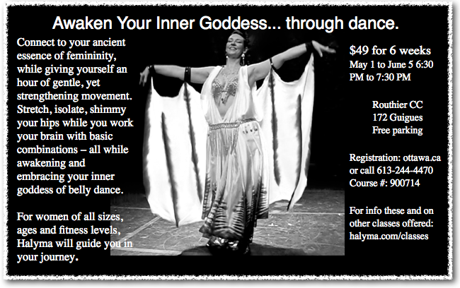 Awaken Your Inner Goddess