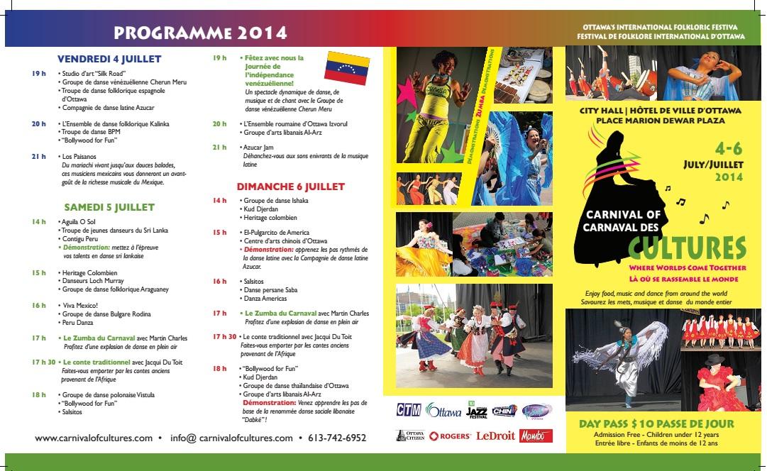 programme2014