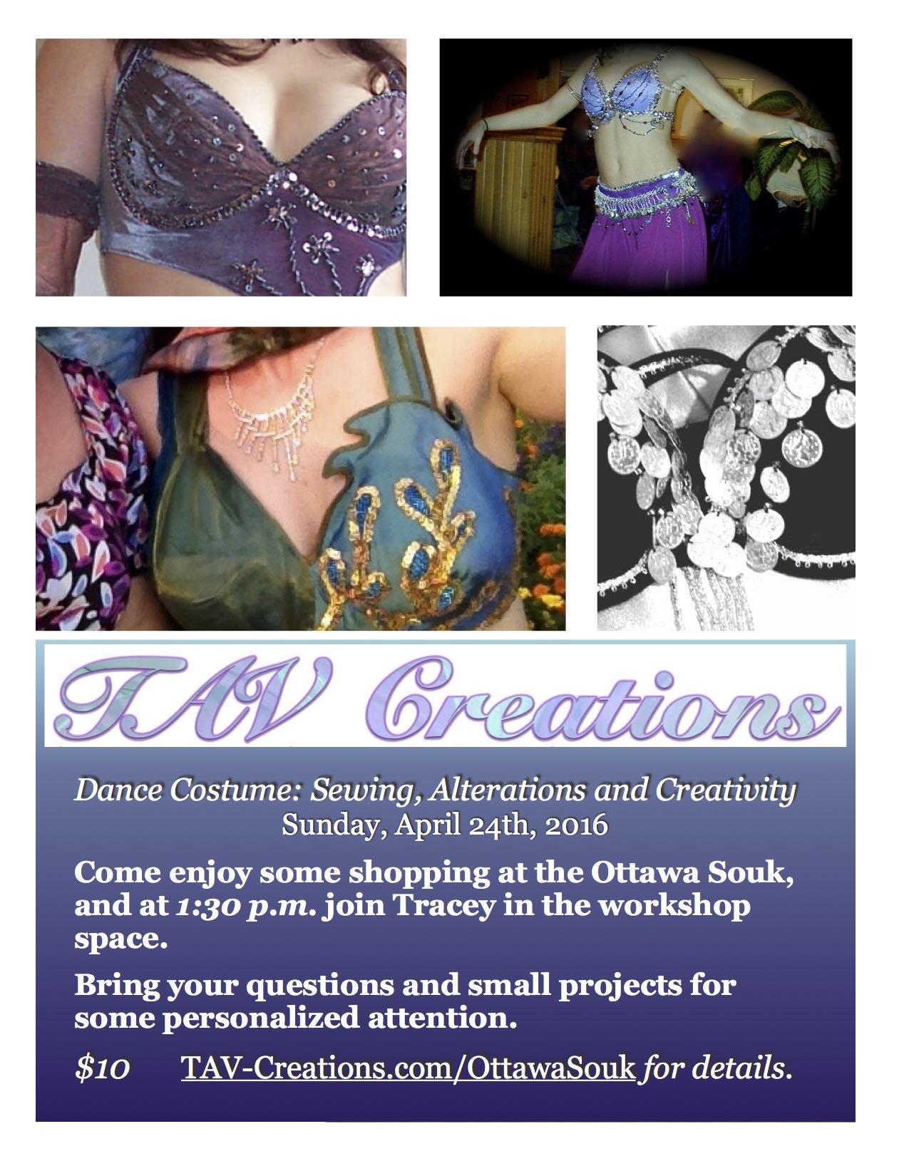 TAV Creations-OttawaSoukWorkshop